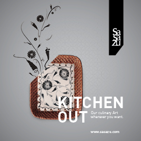 "SaSaZu CATERING ""KITCHEN OUT"""