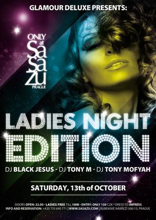 Small sasazu ladies night edition 13.10.2012