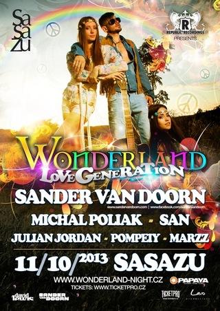 Small a1 wonderland love