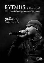Thumb 08 31 rytmus live  poster