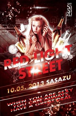 Small redlightstreet