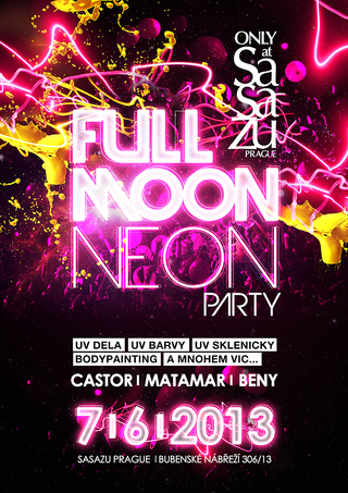 Small 06 07 full moon neon party