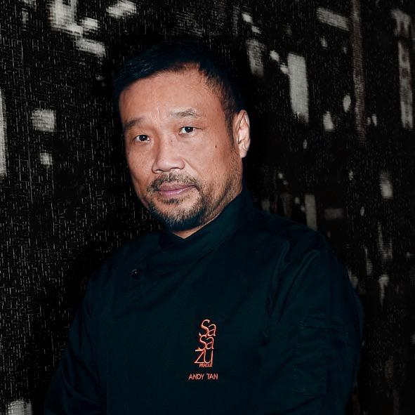 Photo of Andy Tan - Executive Head Chef