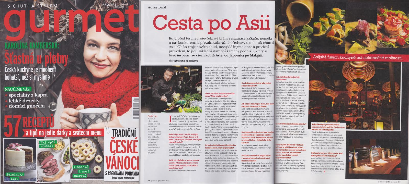 Gurmet article